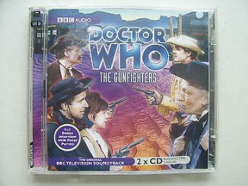 Doctor Who The Gunfighters Original Soundtrack William Hartnell